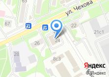 Компания «Чеховский городской суд» на карте