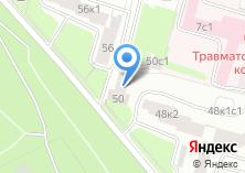 Компания «ДЕЗ района Хорошево-Мневники» на карте