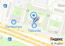 Компания «Студия красоты Елены Фадеевой» на карте