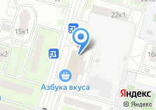 Компания «ГудАп» на карте
