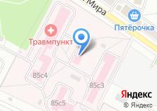 Компания «Чеховская районная больница №1» на карте