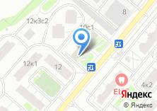 Компания «Территориальная избирательная комиссия района Очаково-Матвеевское» на карте