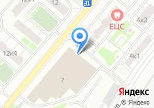 Компания «Мичурино» на карте