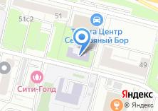Компания «Детский сад №2662» на карте