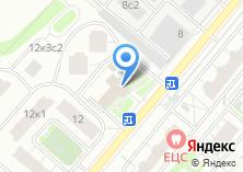 Компания «Управа района Очаково-Матвеевское» на карте