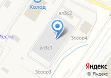 Компания «Фабрика-дверей» на карте