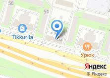 Компания «Камин Плюс» на карте