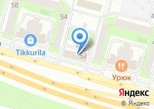 Компания «Те самые шкафы-купе» на карте