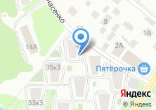 Компания «Лесной уголок жилой комплекс» на карте