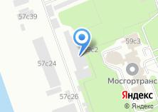 Компания «ДМ Текстиль Менеджмент» на карте
