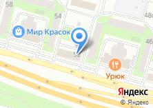 Компания «Шторы от души» на карте