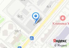 Компания «Жилищник Очаково-Матвеевское» на карте