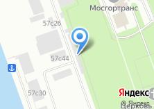 Компания «Инфофлот Москва» на карте