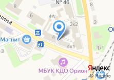 Компания «Магазин книг» на карте