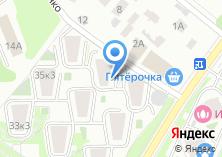 Компания «Строящийся жилой дом по ул. Ленинский проспект (г. Химки)» на карте