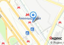 Компания «Финист» на карте