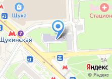 Компания «Научно-технический центр радиационно-химической безопасности и гигиены» на карте