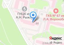 Компания «На Карамышевской» на карте