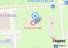 Компания «Московский научно-практический центр борьбы с туберкулезом Северо-Западный административный округ» на карте