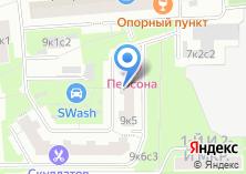 Компания «Строящийся жилой дом по ул. Славянский бульвар» на карте