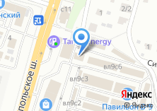 Компания «МАЛКО-ДЕЛ» на карте