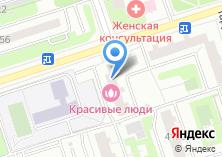 Компания «Покрышки.ру» на карте