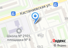Компания «Интернет-магазин покрышки.ру» на карте