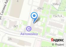 Компания «Эксперт-Сервис управляющая компания» на карте