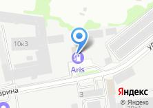 Компания «АЗС ARIS» на карте