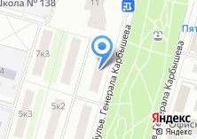 Компания «Нуга Медикал» на карте