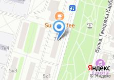 Компания «Продукты из Белоруссии» на карте