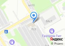 Компания «Автоприют» на карте