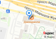 Компания «Жукоvка» на карте