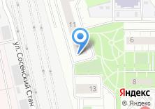 Компания «Строящийся жилой дом по ул. Коммунарка 9 (Коммунарка)» на карте
