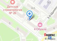 Компания «Динамо №22» на карте