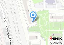Компания «Эстимэйт Сервис» на карте