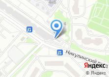 Компания «Мастерская по ремонту обуви и изготовлению ключей на ул. Академика Анохина» на карте
