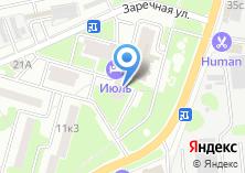 Компания «Селена-ТВ» на карте
