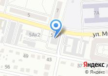 Компания «Чеховская Районная Эксплуатационная Служба» на карте