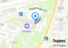 Компания «Селена Телеком» на карте