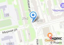 Компания «Цветы России» на карте
