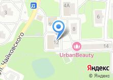 Компания «Магазин хозтоваров на ул. Нахимова» на карте