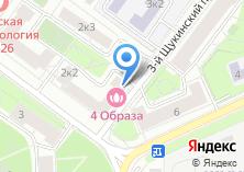 Компания «Гобелен» на карте