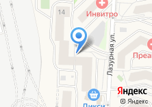 Компания «Строящийся жилой дом по ул. Коммунарка 7 (Коммунарка)» на карте