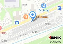 Компания «Гараж 97» на карте