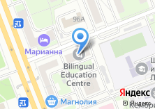 Компания «Бизнес Стиль Сервис» на карте