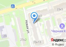 Компания «Ортодент» на карте