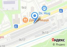 Компания «NightAuto» на карте