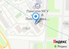 Компания «Лобачевский» на карте