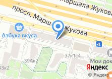 Компания «ЭМАКС» на карте